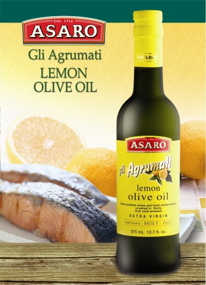 Asaro Lemon Extra Virgin Oil