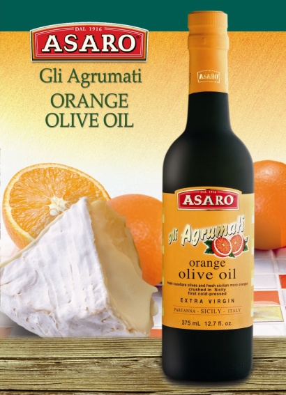 Asaro Orange Extra Virgin Oil