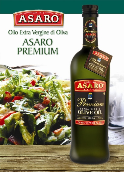 Asaro Premium Extra Virgin Oil